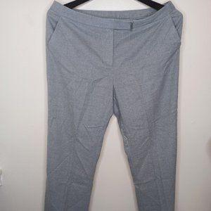 Ann Klein Pants Gray Classy 10